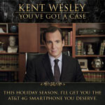 "AT&T launches interactive ""You've Got A Case"" campaign on Facebook"