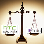 HTC withdraws objection in IPCom case, likely to settle on essential 3G patent