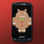Gingerbread coming to the DROID Charge on November 29th