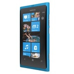 Cyan Nokia Lumia 800 now available on 3 UK