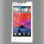 White DROID RAZR a possibility?
