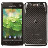 Motorola MT917 is a RAZR with 4.5