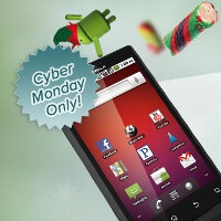 Virgin Mobile slashes prices on Android phones in half for Cyber Monday
