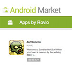 Angry Birds and other Rovio games impersonated by Android Market scammers