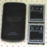 South Korean buyers of the Samsung GALAXY Nexus get extended battery tossed in the box