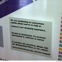 Malls will not track your whereabouts this holiday season after all