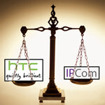 HTC disputes IPCom's right to an injunction on current smartphones