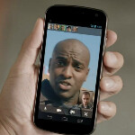 New Galaxy Nexus commercial calls on