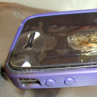 Another iPhone catches fire, this time in Brazil