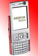 Nokia N95 Red available in the US