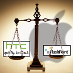 ITC hands HTC a win against former Apple subsidiary's patent claim