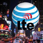 AT&T brings their brand of LTE to the Big Apple
