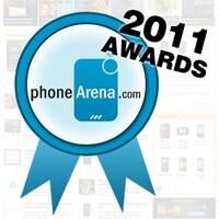 PhoneArena Awards 2011: Best product design