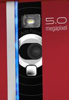 Sony Ericsson announced 5 mega pixel C902 and dust proof C702