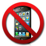 iPhone banned in Syria