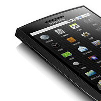 Philips W920 is a stylish Android handset, reminds you Philips is still making cell phones