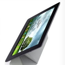 Asus Transformer Prime Sleeve is an origami-inspired cover for the first quad-core tablet