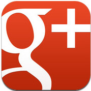 Google+ updated for iOS with shiny new logo