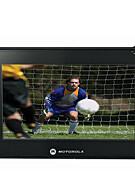 Motorola announced a Mobile TV + GPS