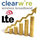Clearwire to make $300 million stock offering to fund its LTE rollout