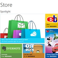 Microsoft details its Windows Store applications hub - $1.49 minimum price, up to 20/80 revenue split