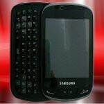 FCC filing reveals the Samsung U380 - a slider bound for Verizon?