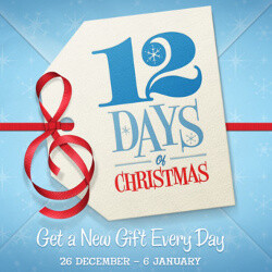 Apple prepares its bag of gifts: 12 Days of Christmas app returns on iTunes
