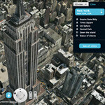 Nokia Maps 3D gets some added functionality