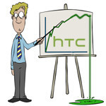 HTC: Last guidance is as low as we'll go