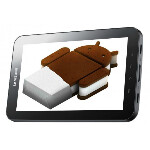 Samsung tablet with 11.6