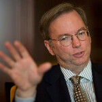 Eric Schmidt says Google doesn't support or work with Carrier IQ