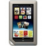 Shipments of Nook tablet to Barnes and Noble reach 1 million mark