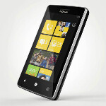 Nokia Lumia 900 looking like a slim LTE device