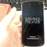 Verizon Samsung Galaxy Nexus unboxing video hits YouTube