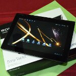 Sony Tablet S goes 3G, the company ships a version with a SIM card slot