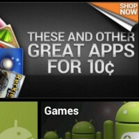Google's day 7 of the 10 cent app giveaway brings Doodle Jump, Flight Control and more