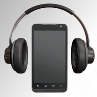 What does phone audio quality depend on