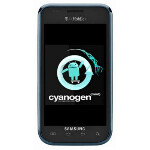 Cyanogen drops support for Samsung Vibrant