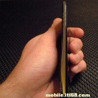 Images of the first Sony (without Ericsson) phone surface: the Sony Nypon?