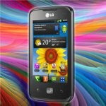 SIM-free LG Optimus Hub is coming to the UK very soon for cheap