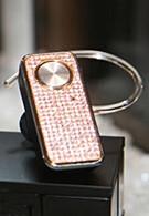Motorola presents a diamond handsfree