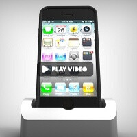 Elevation Dock for iPhone gets Kickstarter funding: a gorgeous stand that just works