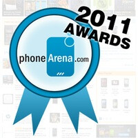 PhoneArena Awards 2011: Best smartphone