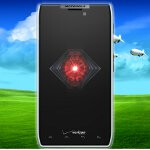 Motorola DROID RAZR dressed in white will be available starting tomorrow, December 15