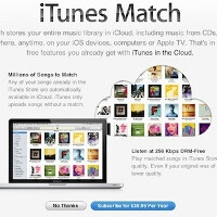 iTunes Match starting to go live internationally in select countries