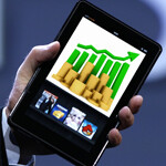 Kindle Fire outselling iPad this holiday season
