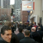 Verizon stores selling out of the Samsung GALAXY Nexus, inventory shifted to meet demand