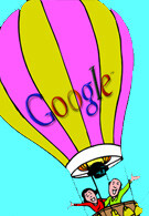 Google to build a wireless network using balloons?