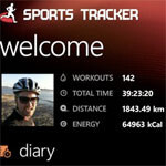 Sports Tracker arrives on Windows Phone with a shot at winning a Nokia Lumia 800