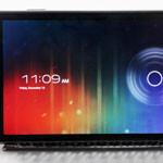 Ice Cream Sandwich tablet interface found inside Galaxy Nexus